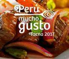 "The ""Perú, mucho gusto"" food festival is held in Tacna from April 29 to May 1, 2017"