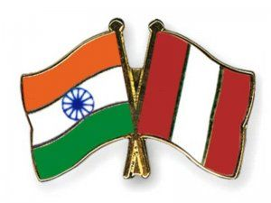 A Peruvian delegation is in India to start negotiations for a free trade agreement between India and Peru