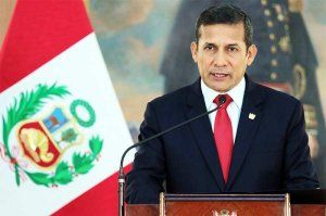 Ex-President Ollanta Humala under investigation for money laundering and bribery