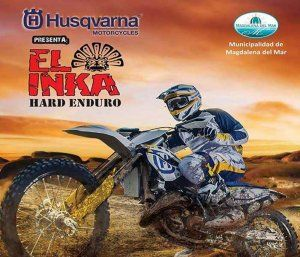 The Inka Hard Enduro 2016, Peru's most challenging and important motorcycle competition, is held from December 2nd to 4th in Lima, Peru