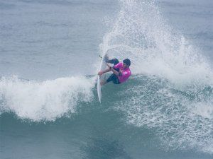 Claro Open PanAmerican Surfing Games were held at Punta Roquitas in Lima's district Miraflores. Photo: Panamerican Surf Association (Pasa)