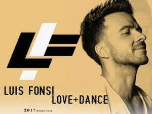 Luis Fonsi comes to Lima as part of his Love + Dance Tour