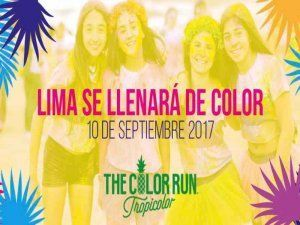 The Color Run 2017 in Lima